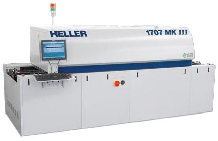 Heller回流爐 - 1707MK3