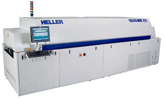 Heller回流爐 - 1809MK3