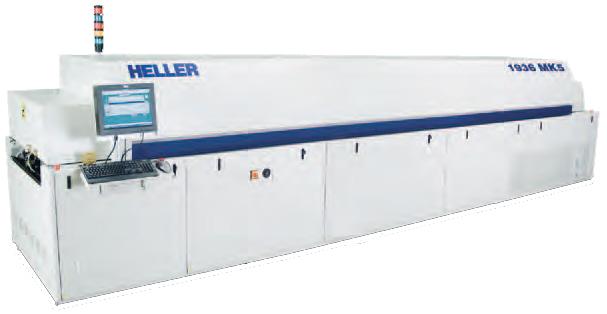 Heller回流爐 - 1936MK5