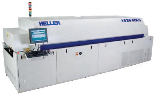 Heller回流爐 - 1826MK5