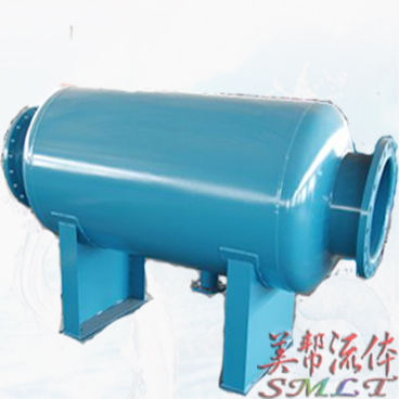 卧式汽水分离器,管道式汽水分离器