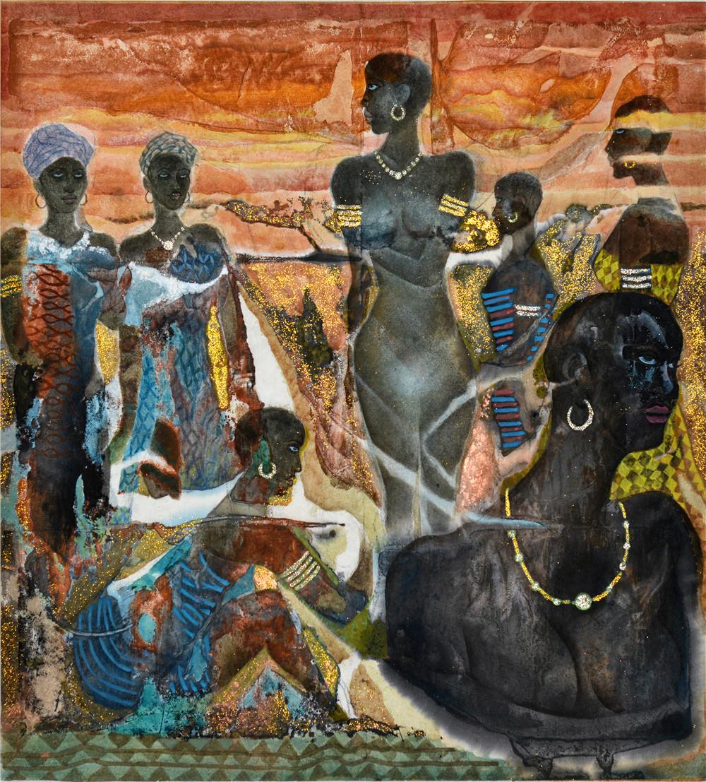 51《西非印象之7》