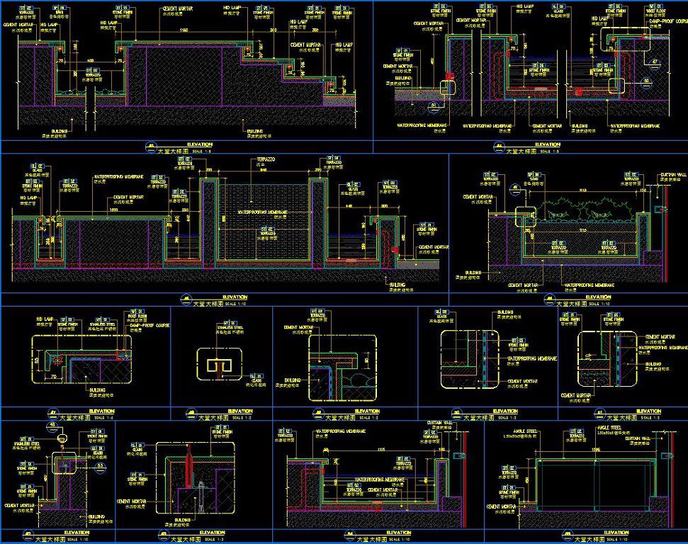 酒店不管是在设计行业中还是深化行业中,都可以说是最大挑战的项目,并不是20几岁自称设计师的人能运营、把控好的,术有专攻,不管是项目总控、方案组、软装组、深化组、机电组都需配置经验丰富的人组成一个酒店设计工作组,历经半年甚至1~2年才能把酒店项目做到方案至落地实施。 天非小编每天与大家交流关于深化设计、施工图深化的相关知识,希望能结论志同道合的深化朋友,也希望能得到酒店设计师的关注认可。如果大家喜欢这一类的知识,就关注我吧! 更多酒店施工图深化案例,请前往天非深化官方网站了解。 (www.