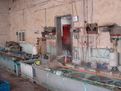 Chrome Plating Facilities
