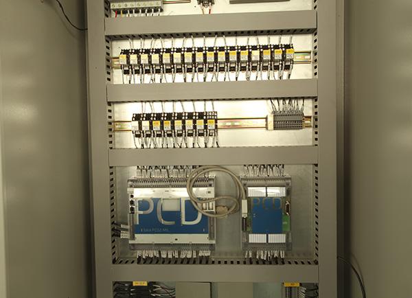 換熱站自動控制系統柜