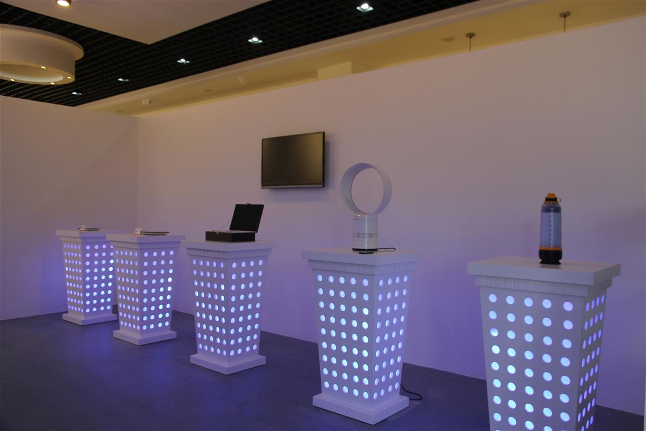创意产业港-展示台