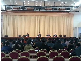 市委党的群众路线教育实践活动领导小组召开第一次会议