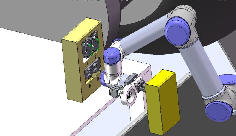AGV协作机器人
