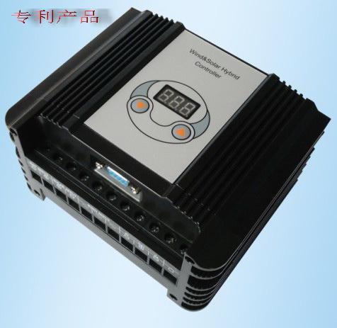 超智能風光互補LED路燈控制器(能源管理系統)(數碼型)