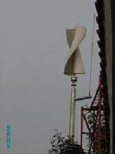 垂直軸S型100w-1kw風力發電機