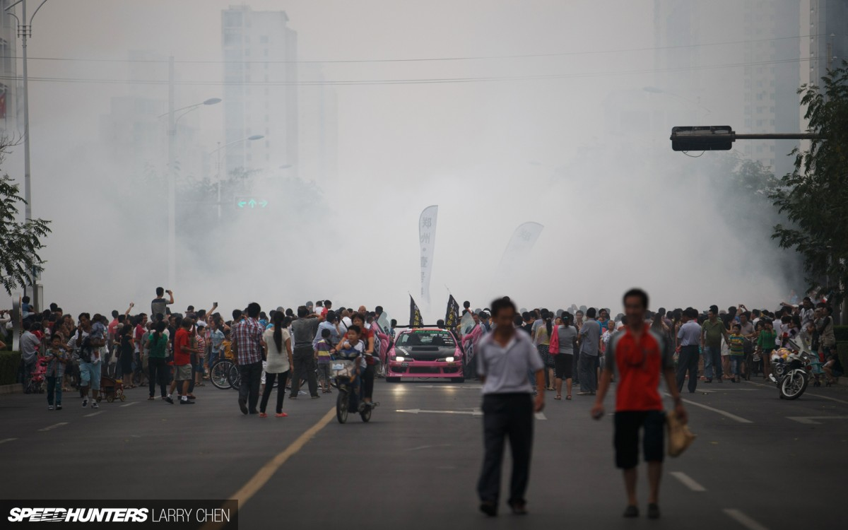 World Drift Series China: Getting Sideways On The Streets