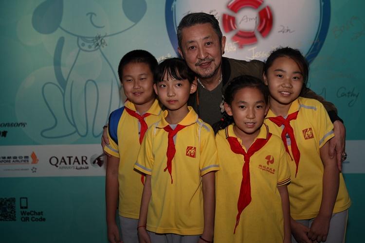感恩有你——庆祝北京财富中心千禧公寓8周年生日快乐