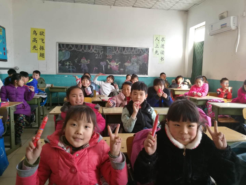 北京基督教会大兴福音堂为学生改善伙食