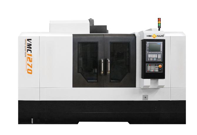VMC1270硬軌加工中心
