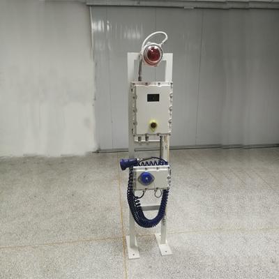 底装型等电位状态在线监测报警装置