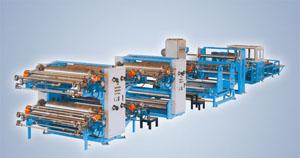 QYZ-1300C纸塑成筒制袋机