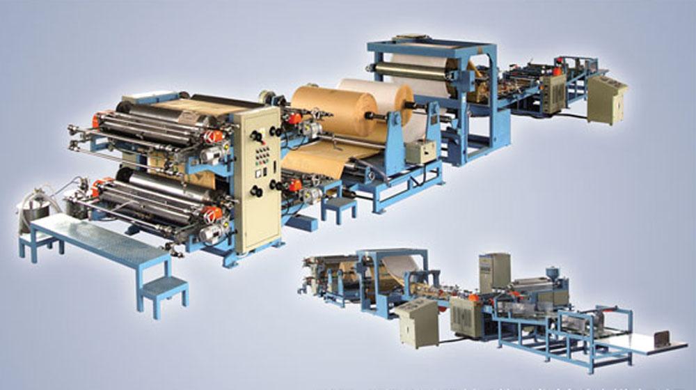 吹膜机 塑料挤出吹膜机 圆筒袋复膜机 塑料挤出淋膜机详细参数