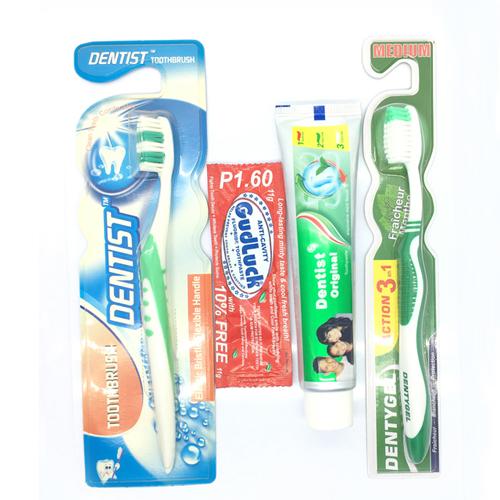 外贸牙膏牙刷