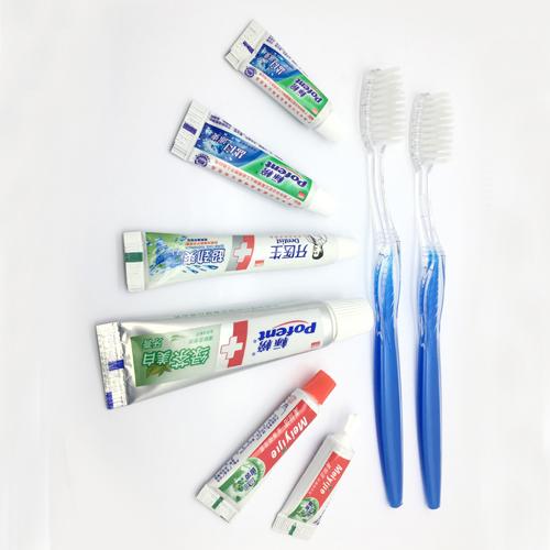 酒店用品牙膏牙刷