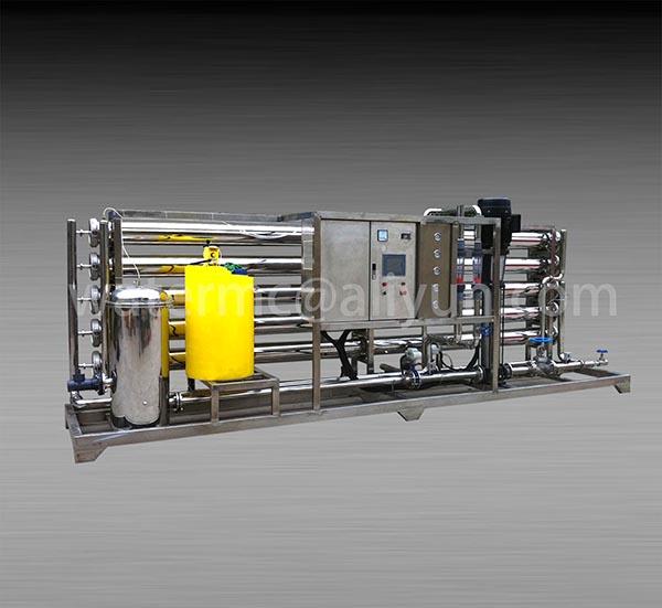 RO desalination plant