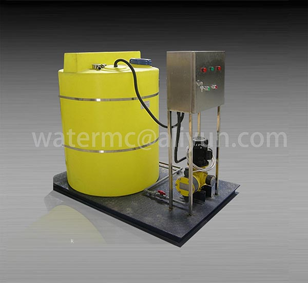 Water treatment spare parts