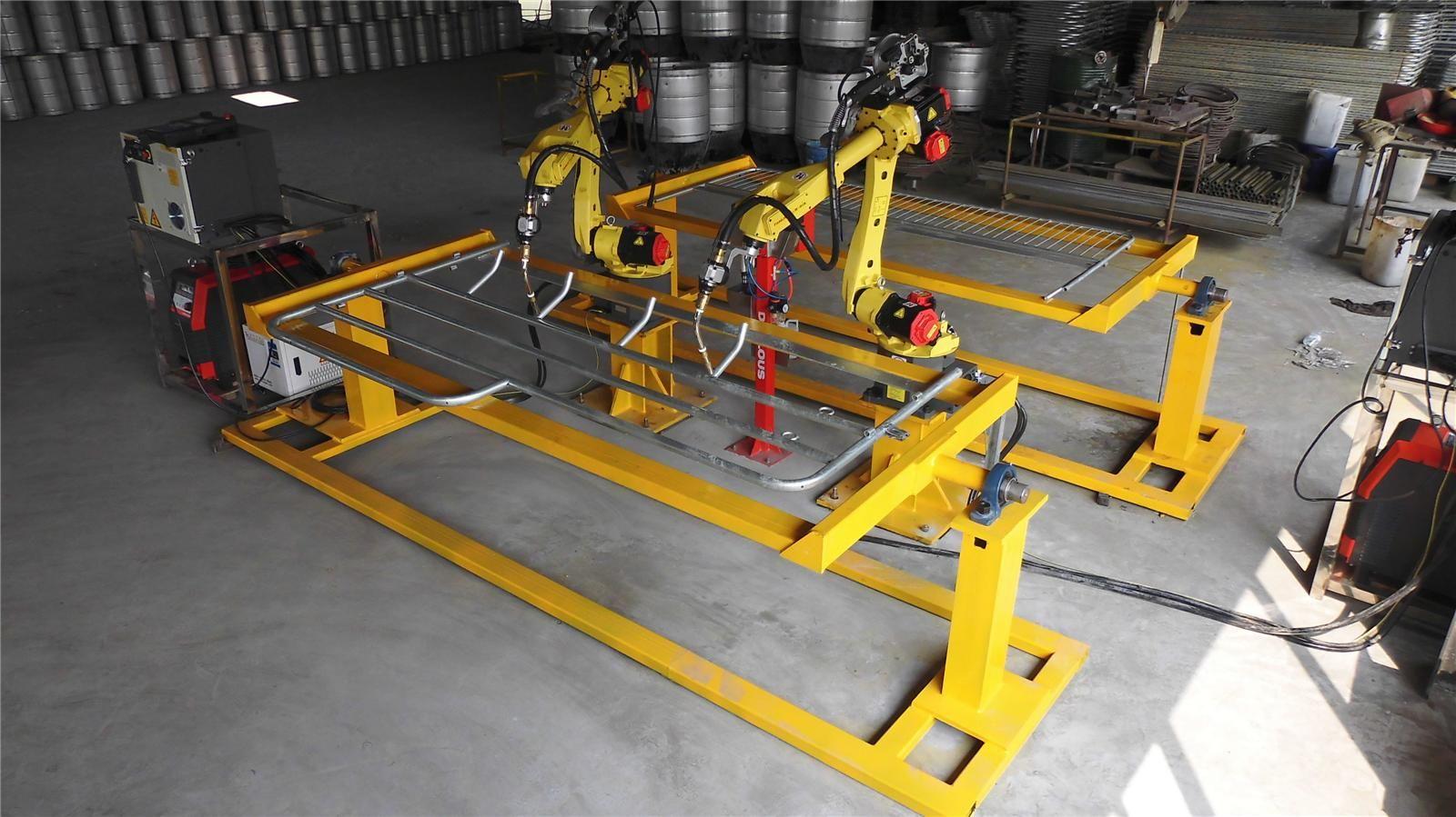 全自动机器人焊接