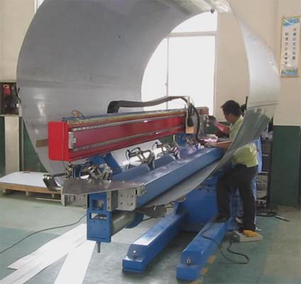 多功能直缝自动焊接设备