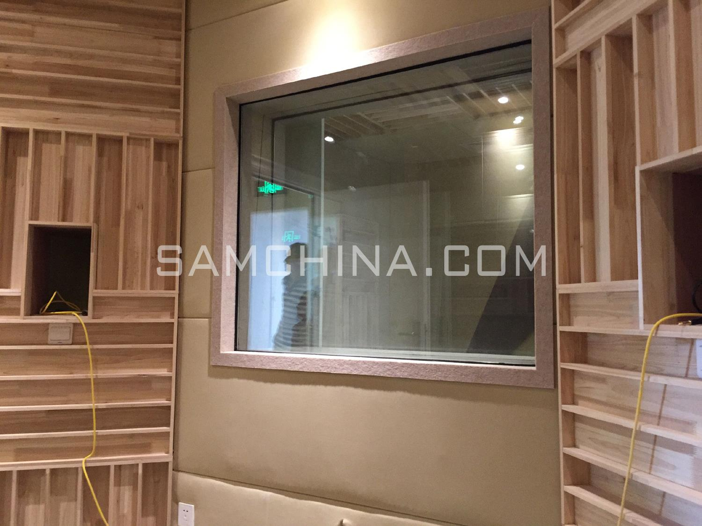 乐帆音乐工作室录音棚及琴房装修工程