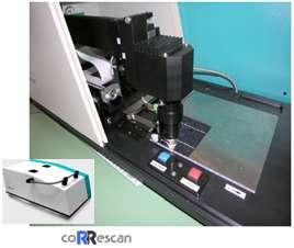 荷兰SunLab Corescan、Sherescan测试系统