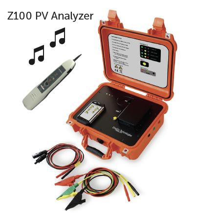 太阳能电站故障分析仪 (Z200 PV Analyzer)