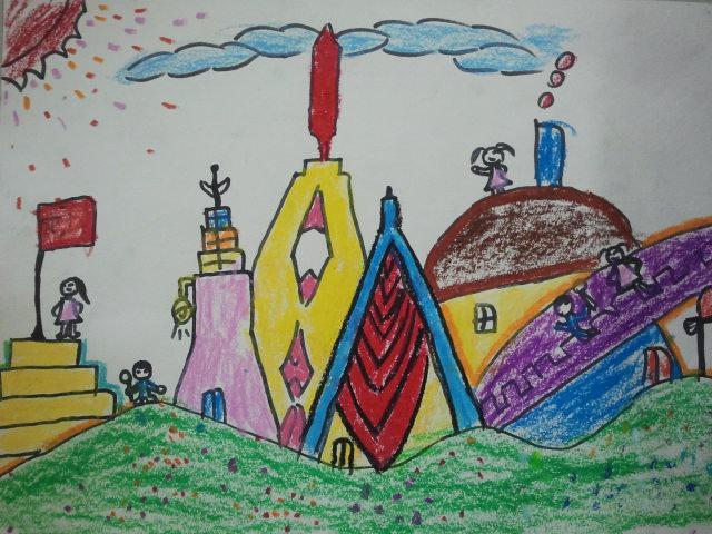 我画的游乐园