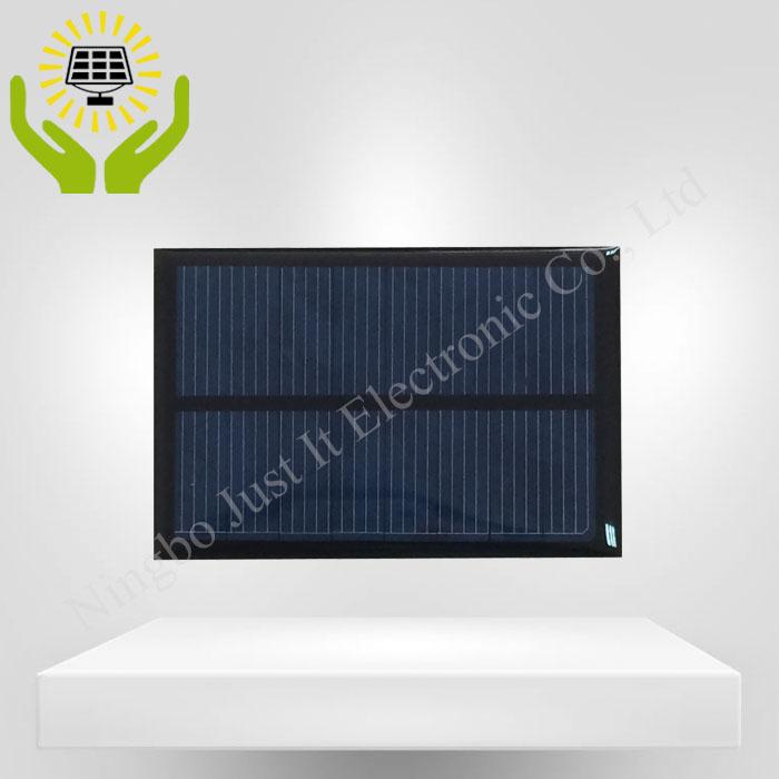 2V 300mA 90*60mm Polycrystalline Mini Solar Panel