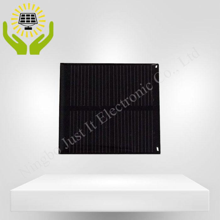 2V 200mA 60*55mm Epoxy Resin Small Solar Cell