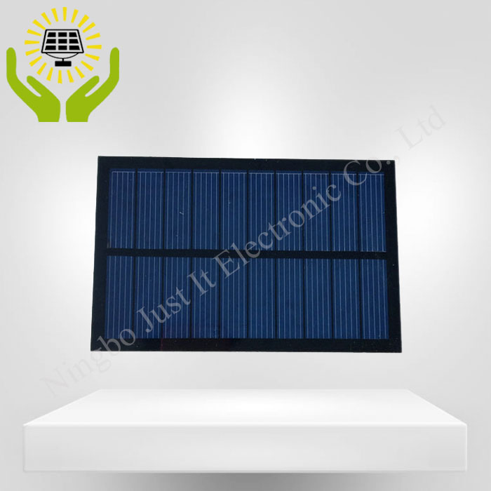 5V 300mA 1.5W 140*90mm Small PET Solar Panel