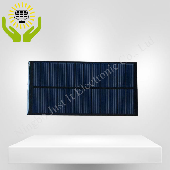 6V 125mA 110*55mm Epoxy Mini Size Solar Cell