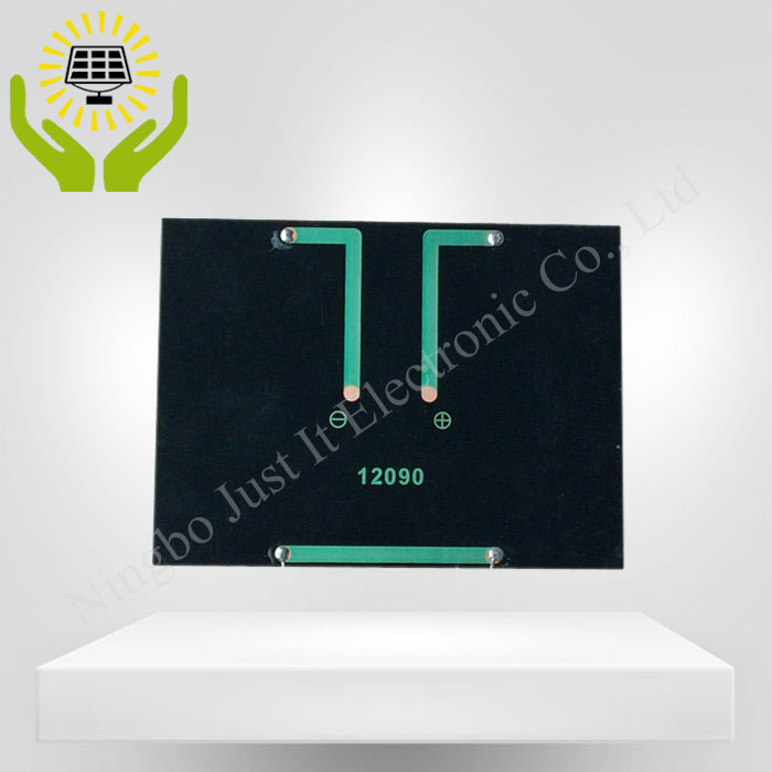 12V 100mA 1.2W 120*90mm Polycrystalline Epoxy Mini Solar Panel
