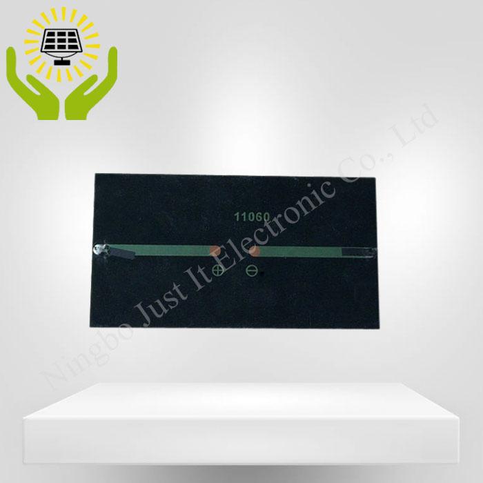 7V 100mA 110*60mm Polycrystalline Mini Size Solar Panel