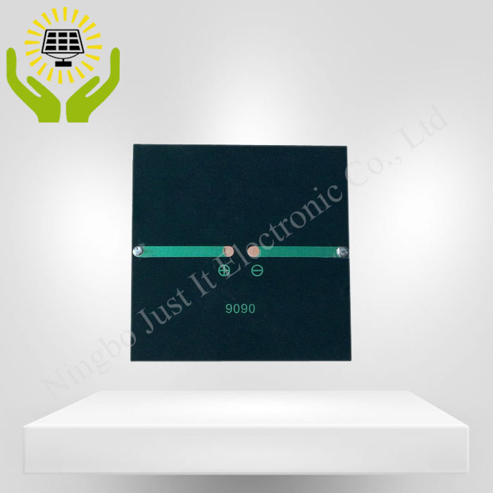 7V 130mA 90*90mm Polycrystalline Epoxy Small Solar Cell