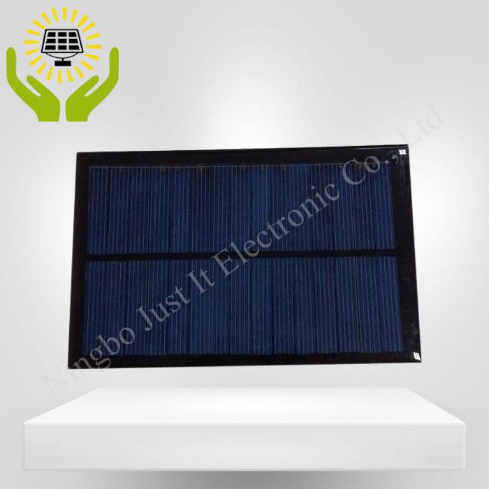 7V 200mA 1.4W 140*90mm PET Laminated Small Solar Panel