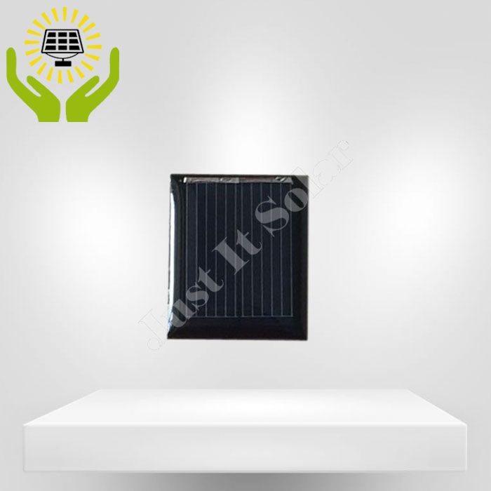 1V 80mA 30*25mm Epoxy Resin Mini Solar Cell