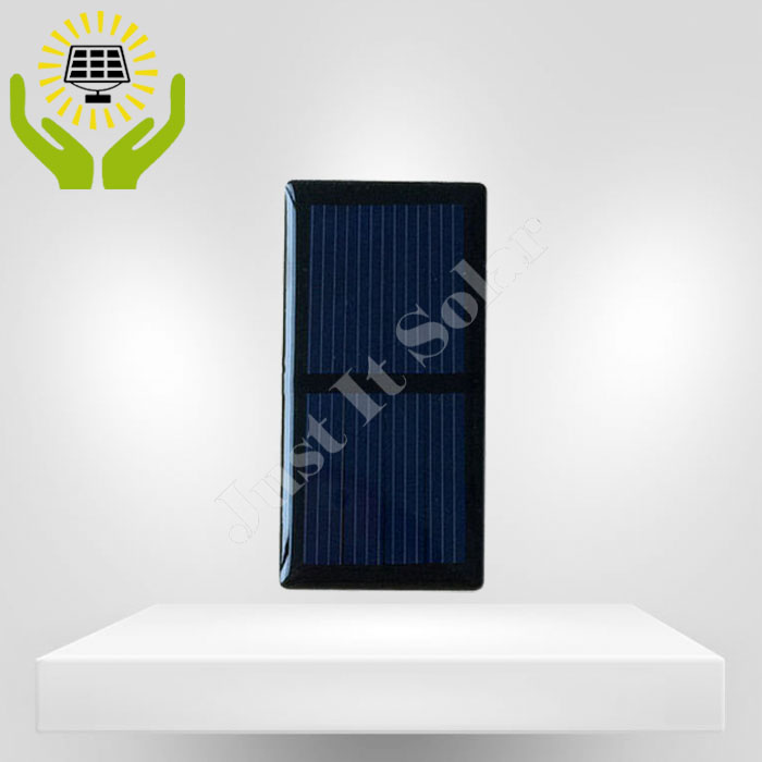 2V 100mA 60*30mm Epoxy Resin Small Solar Module