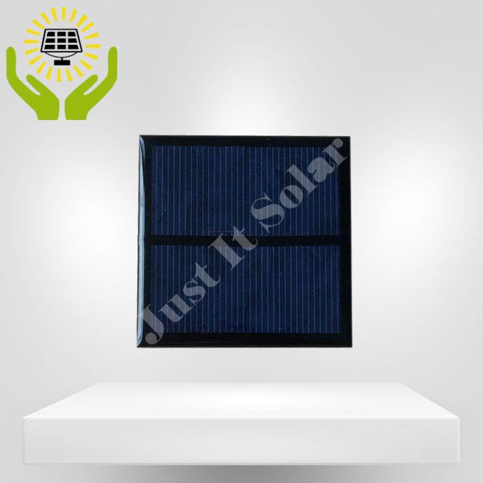 2V 200mA 60*60mm Mini Size Solar Panel