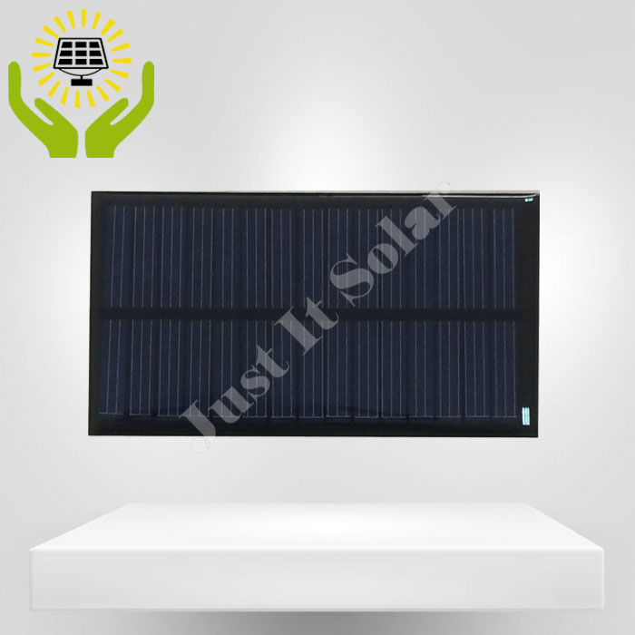 7V 100mA 110*60mm Polycrystalline Mini Size Solar Panel
