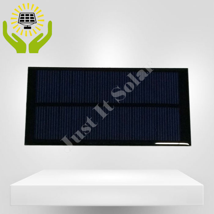 6V 140mA 120*60mm Epoxy Mini Size Solar Cell
