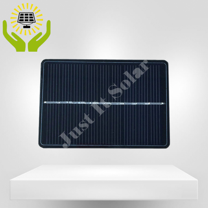 4.5V 300mA 122*85mm Polycrystalline PET Solar Panel
