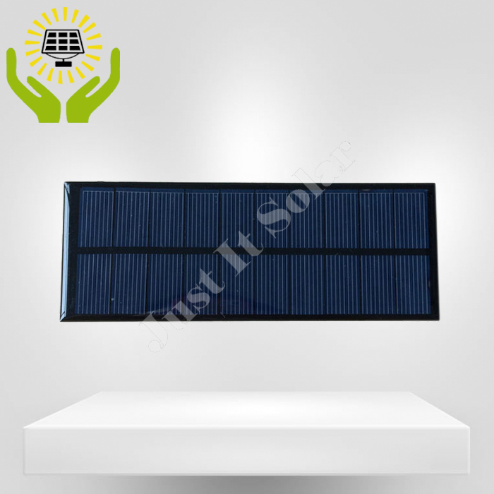 5V 230mA 1.15W 155*58mm Mini Size Epoxy Solar Panel