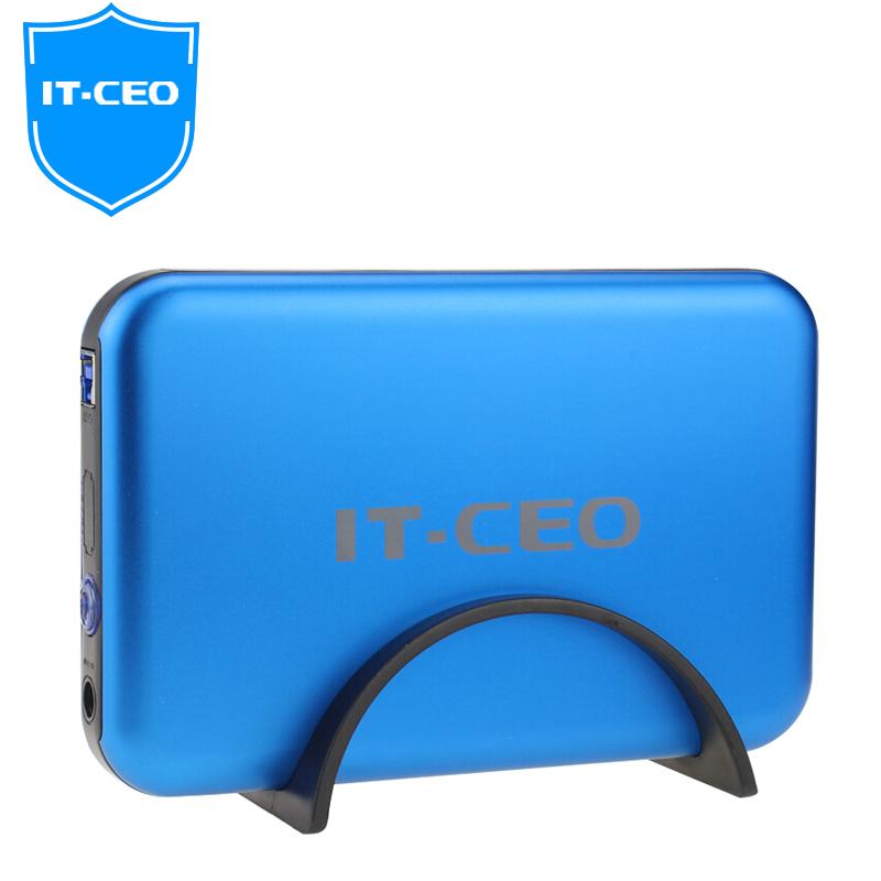 IT-CEO IT-735 3.5英寸 USB3.0 SATA接口硬盘盒