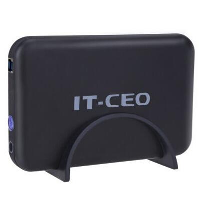 IT-CEO IT-735 USB3.0移动硬盘盒 黑色