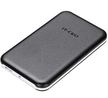 IT-CEO IT-723 USB3.0移动硬盘盒 黑色