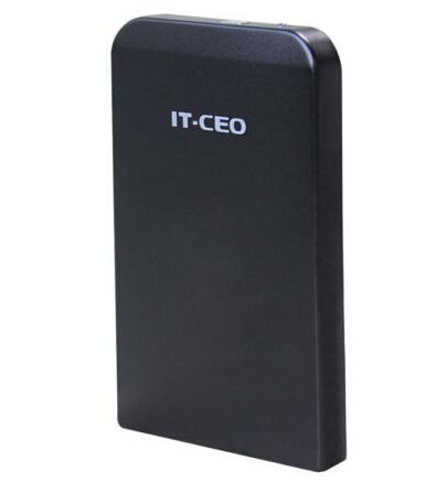 IT-CEO L-600 USB3.0移动硬盘盒 黑色